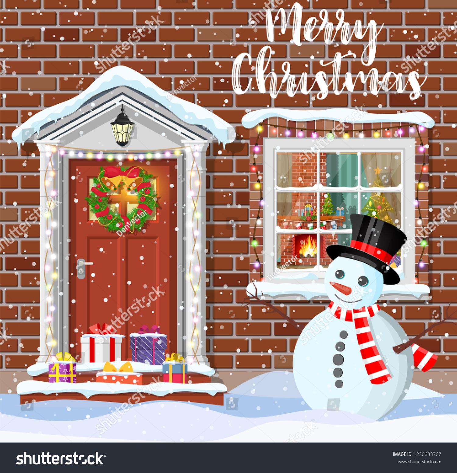 Gingerbread House Door Decor Wwwtopsimagescom