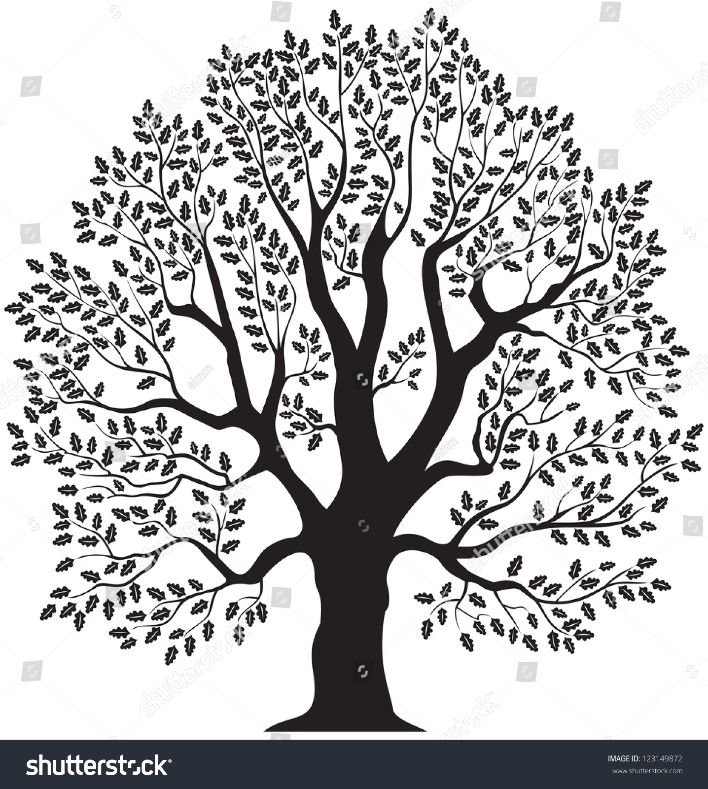 Мудрое дерево рисунки карандашом 6