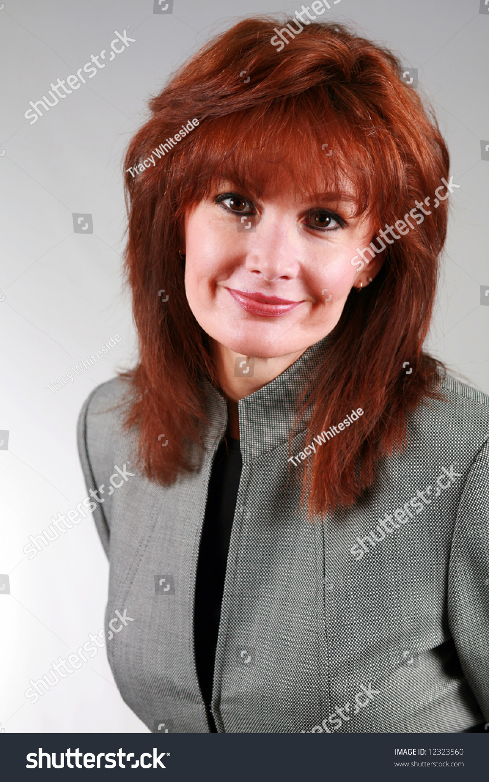 Mature Women With Redhair Video-1456