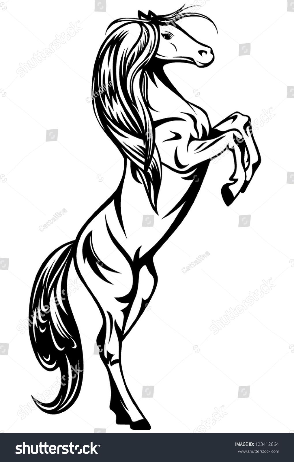 horse lovers clip art - photo #33