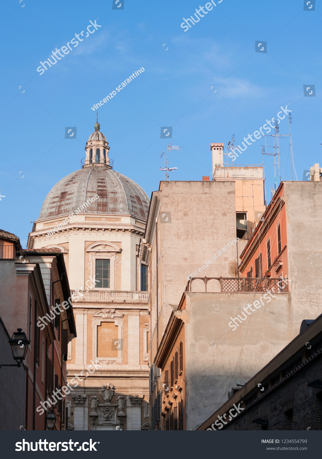 Monuments and places of Rome #1234554799
