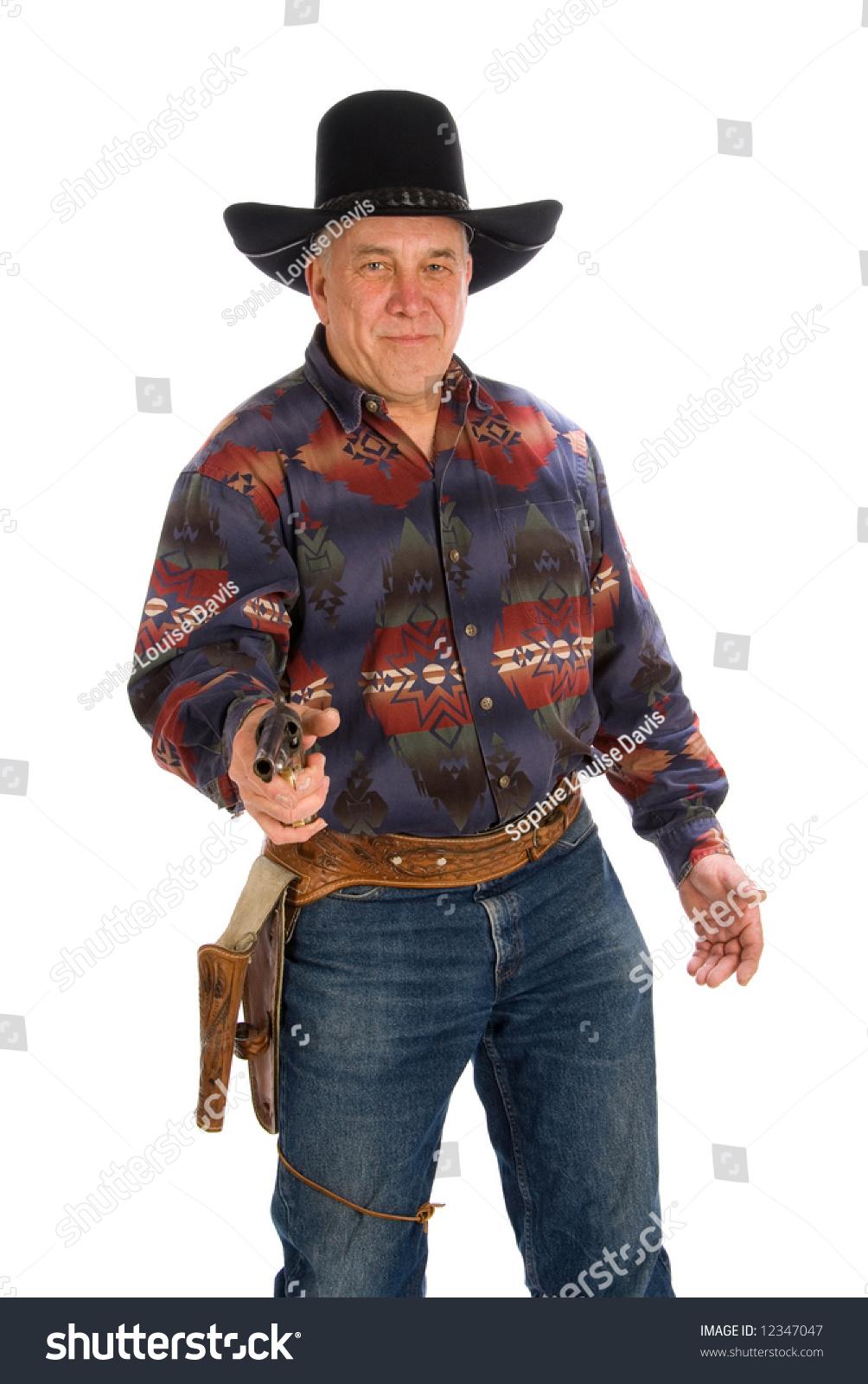 mature cowboy stock photo 12347047 shutterstock