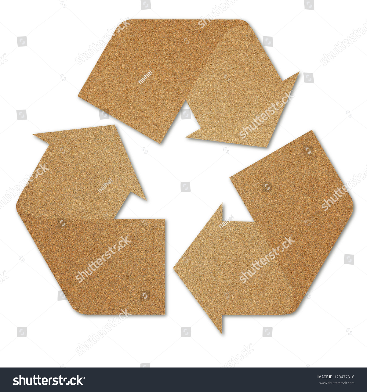 Recycle symbol recycle paper stock illustration 123477316 recycle symbol from recycle paper buycottarizona