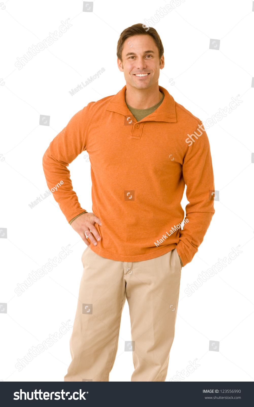 Orange Dress Pants For Men