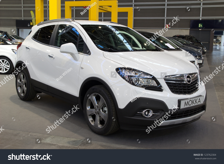 Valencia Spain December 7 2012 Opel Stock Photo 123762304