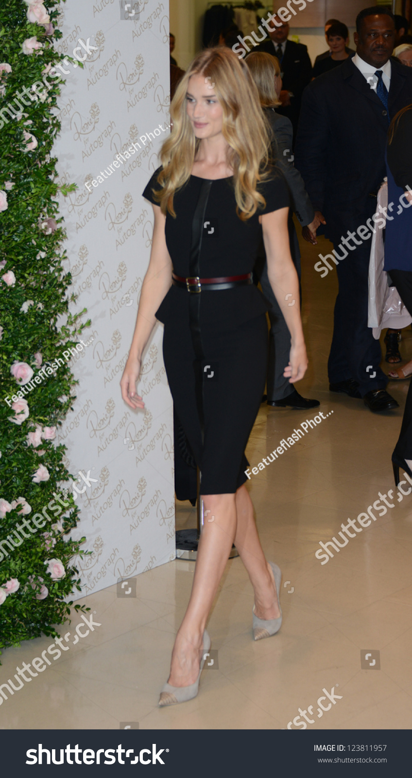 Stock photo rosie huntingdon whiteley attends the launch for her lingerie  collection for marks spencer jpg 983ca904e