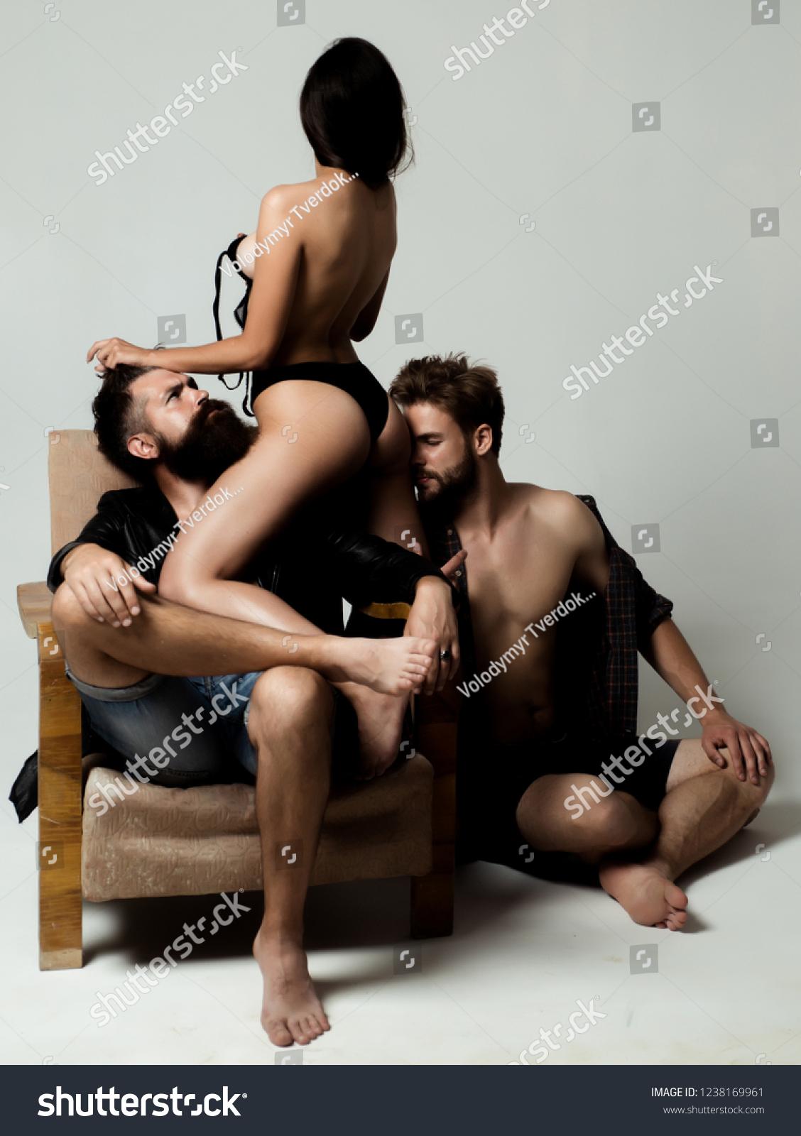 Sensual Threesome