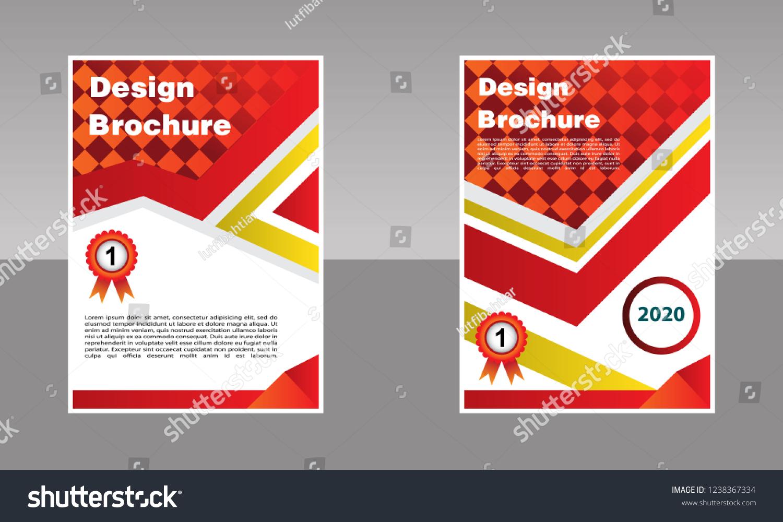 Business Brochure Vector Design Book Cover Stock Vector Royalty Free 1238367334