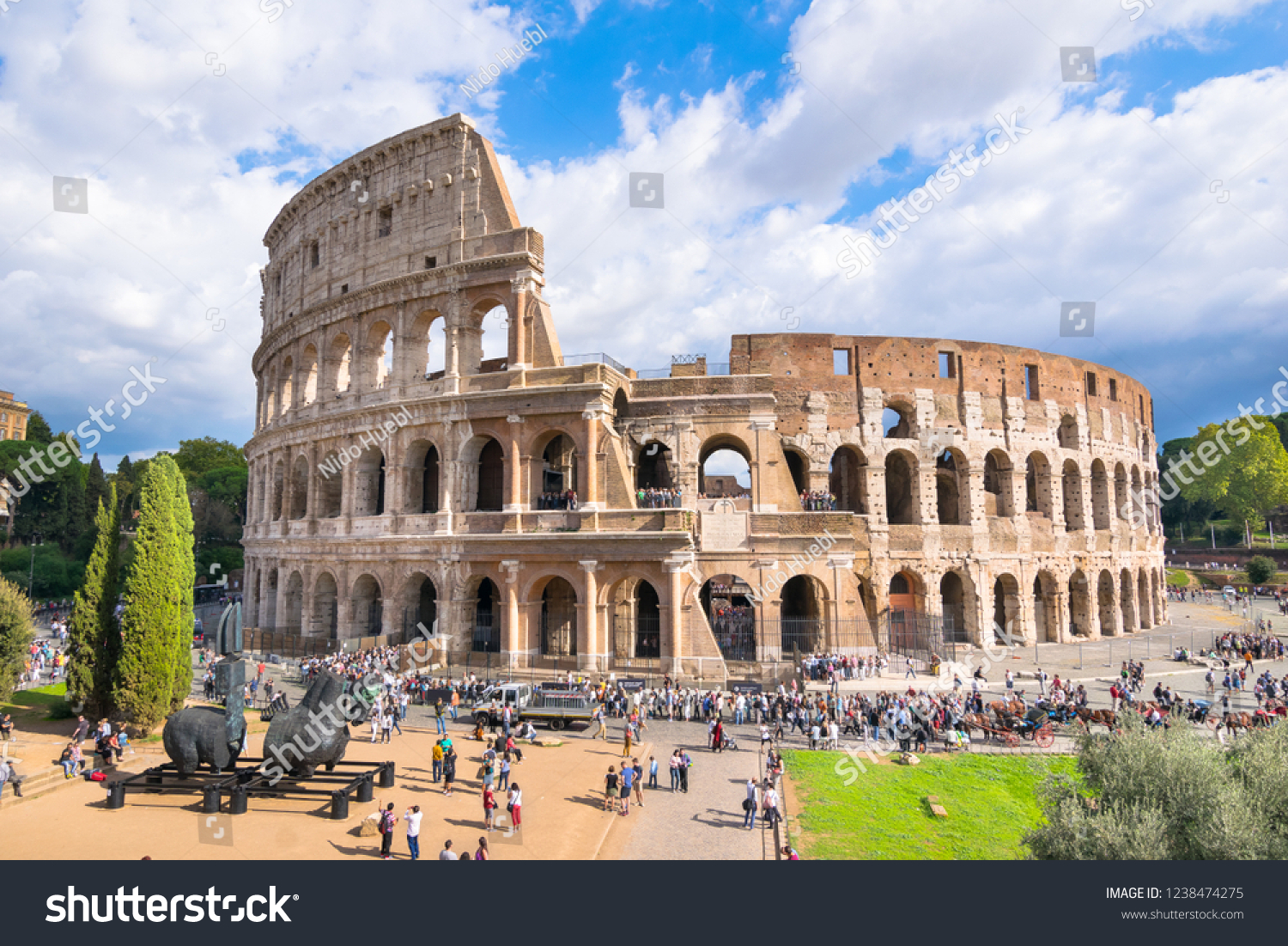 Rome Italy October 20 20 Tourists Stock Photo Edit Now 20