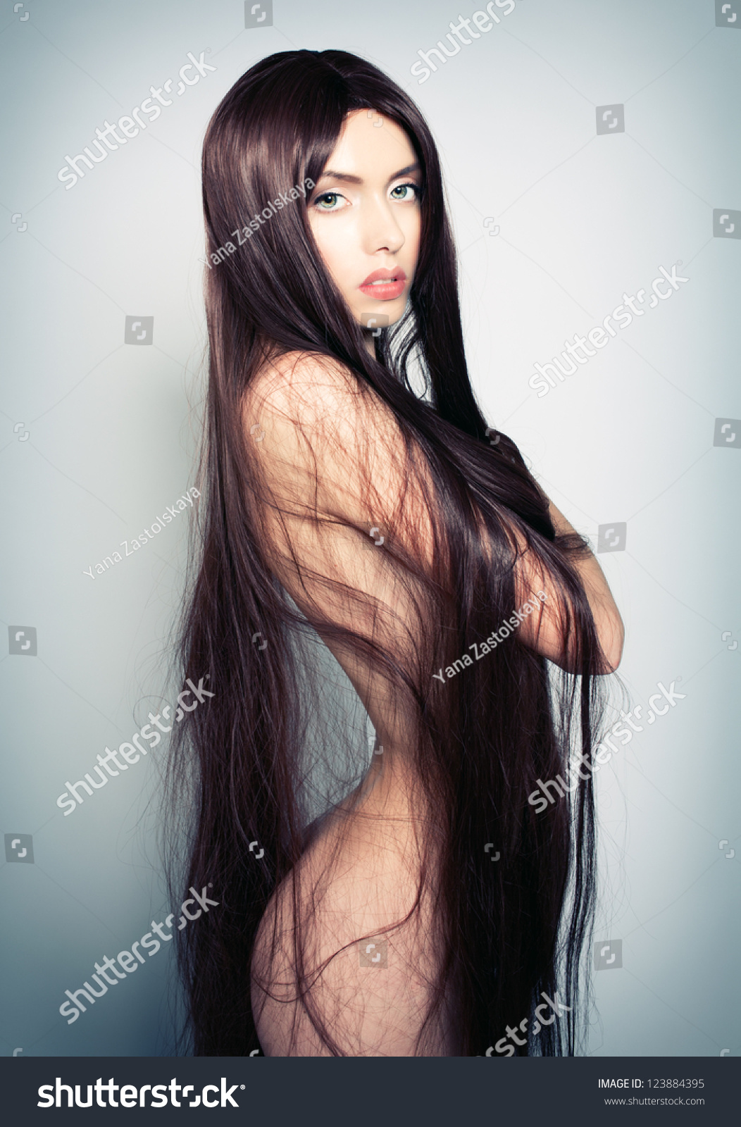 Remarkable, rather nude girls with long hair accept. interesting