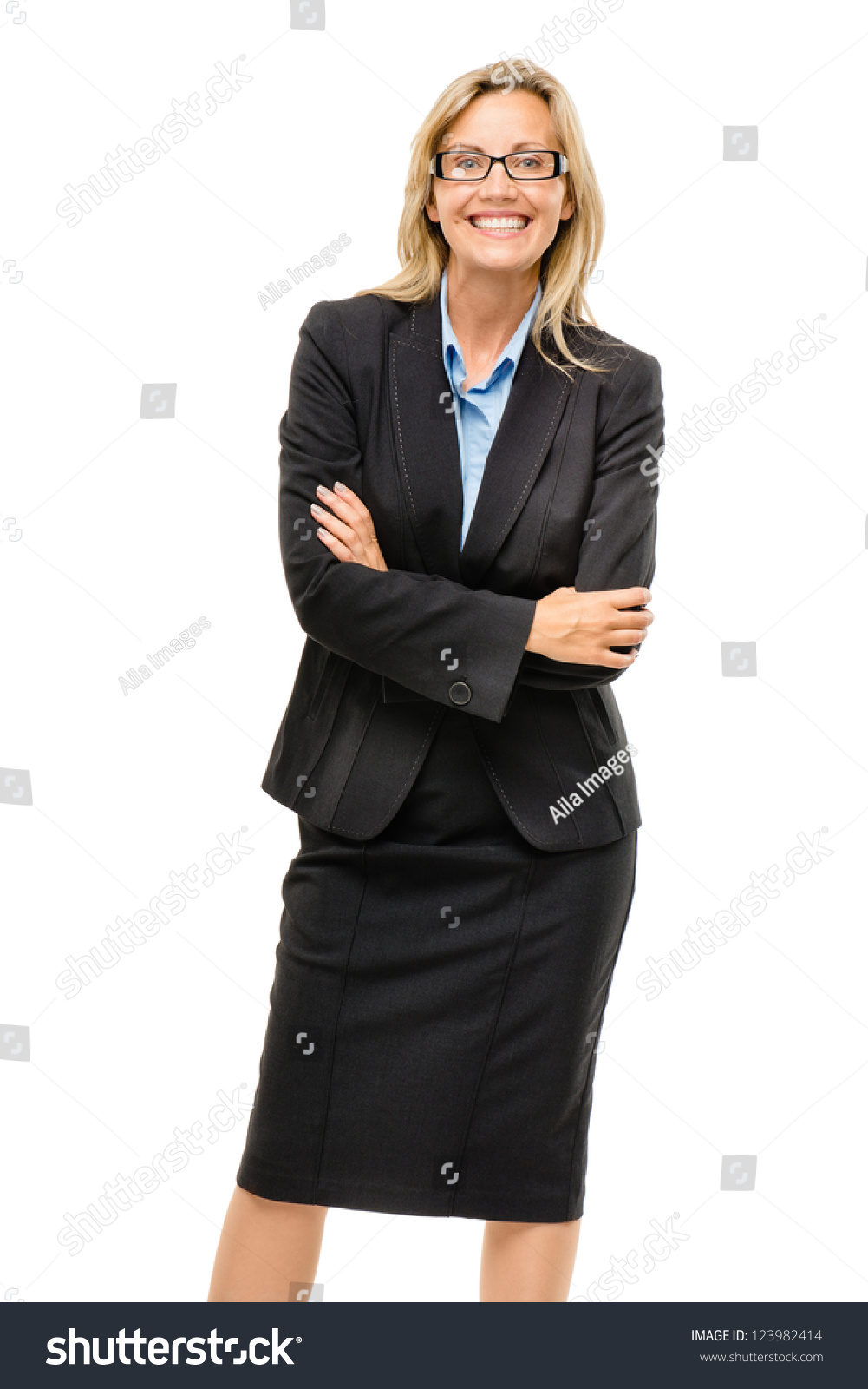 Mature bussiness woman