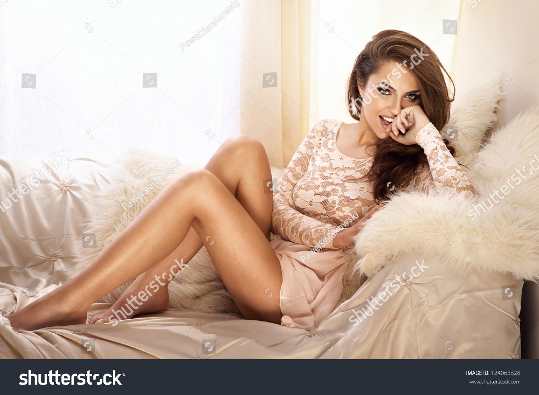 Statement Photo Beautiful Woman Fashion 92