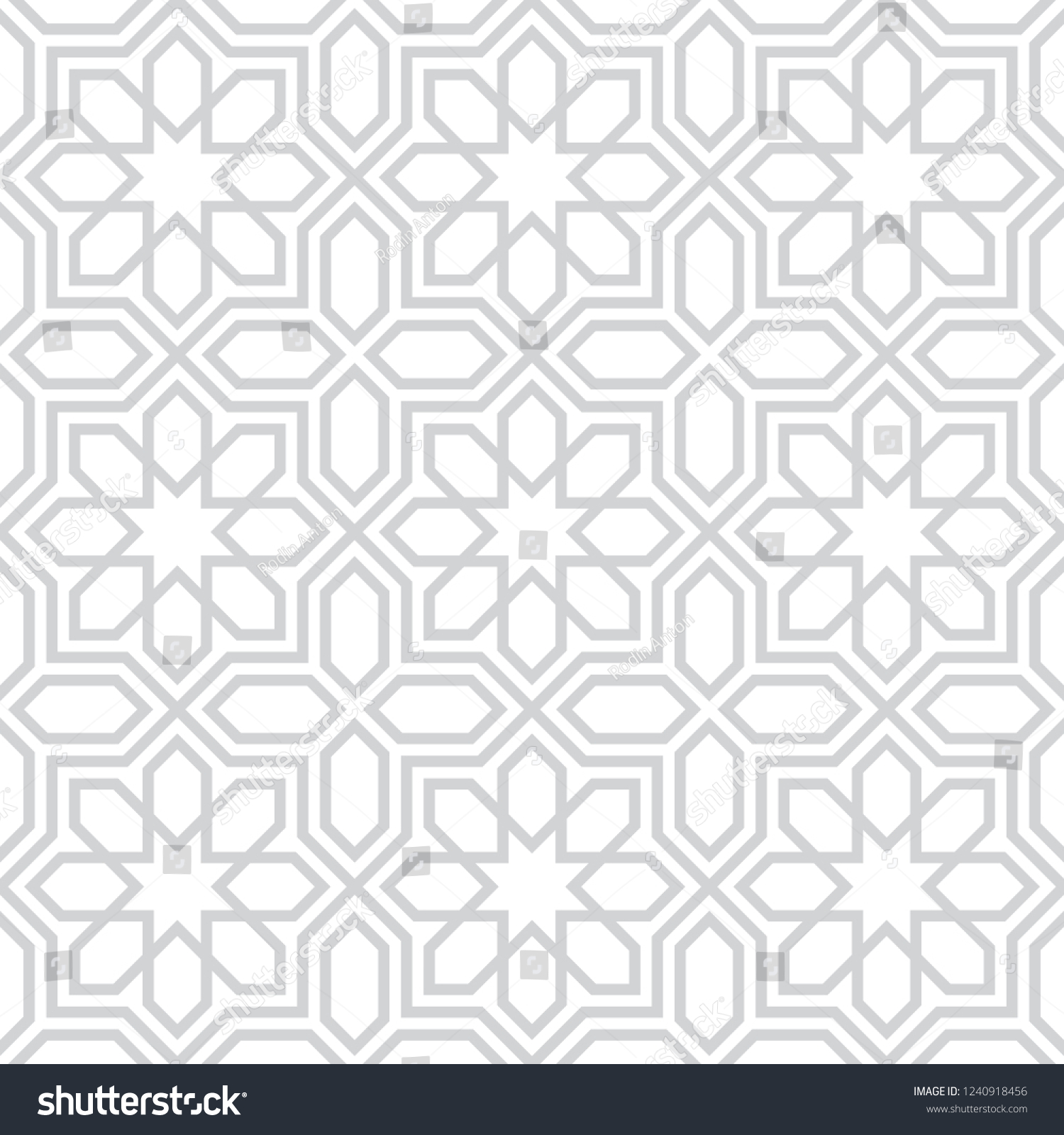 Png Grey Simple Background Islamic Patterns Www Galleryneed Com