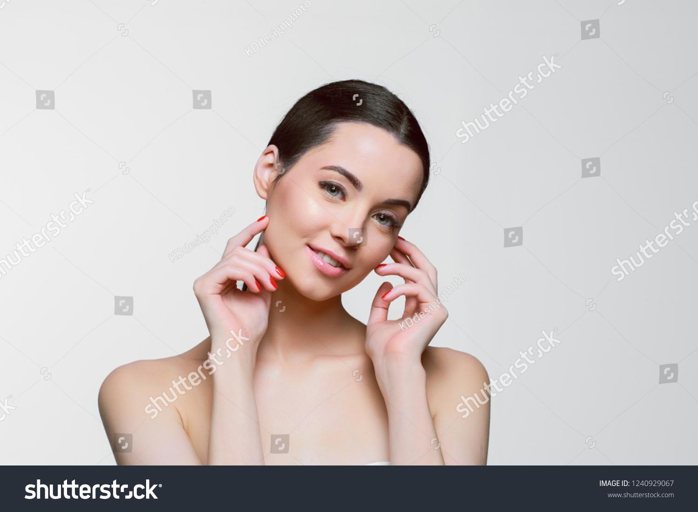 Perfect smooth skin nude girls