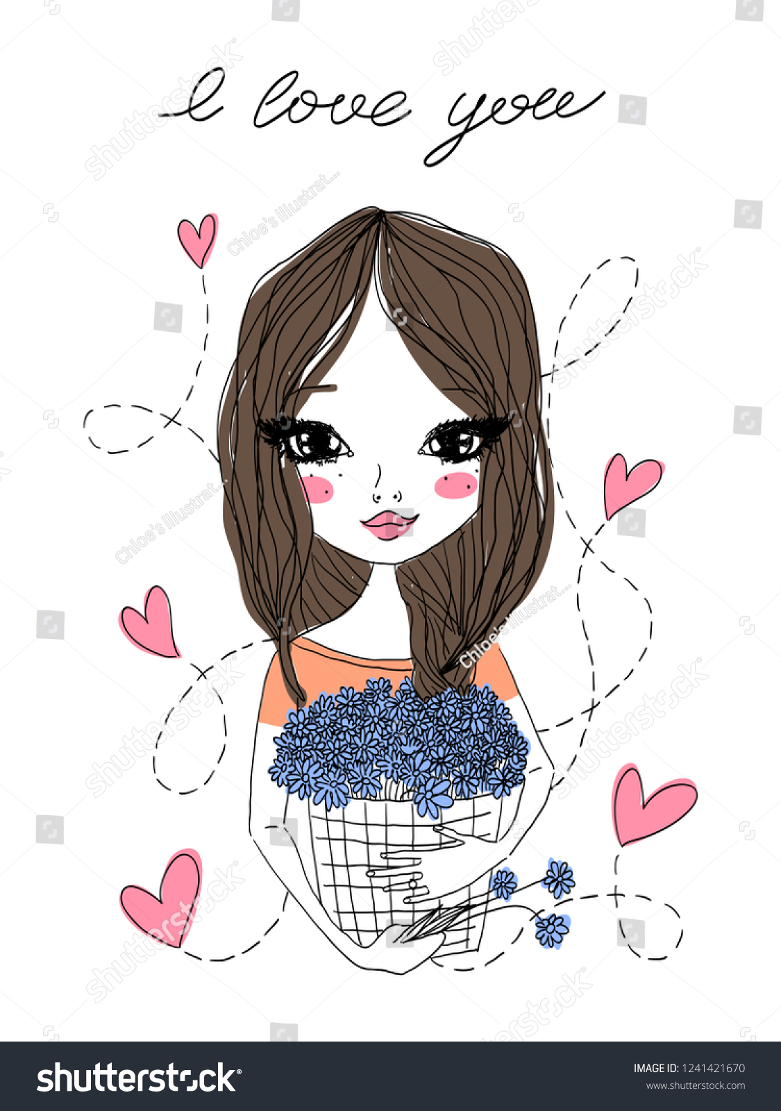 stock-photo-colorful-cute-fashion-illust