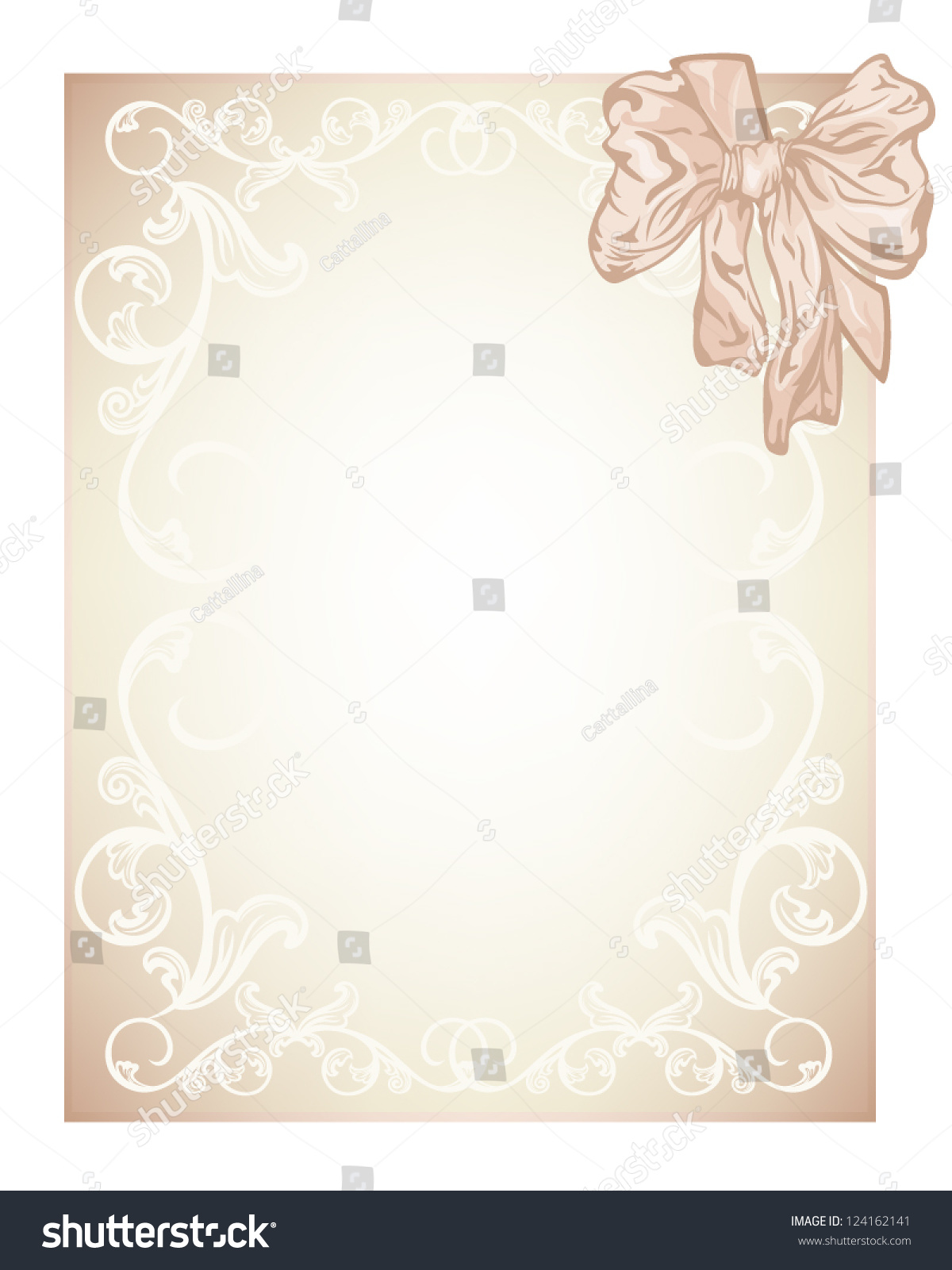 Blank indian wedding invitation cards yaseen for invitation cards plain background elegant beige blank for wedding stopboris Image collections