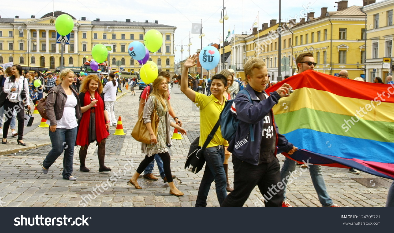 gay pride finland