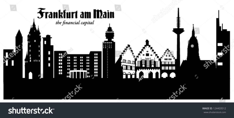poppen am see silhouette frankfurt