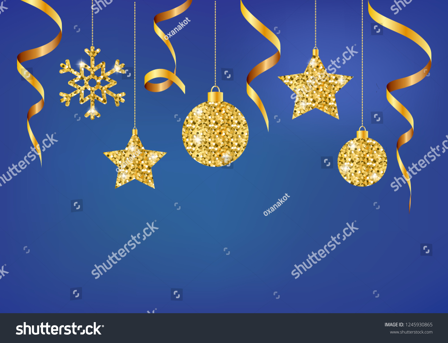 new year background for the site social networks blog or video channel with christmas