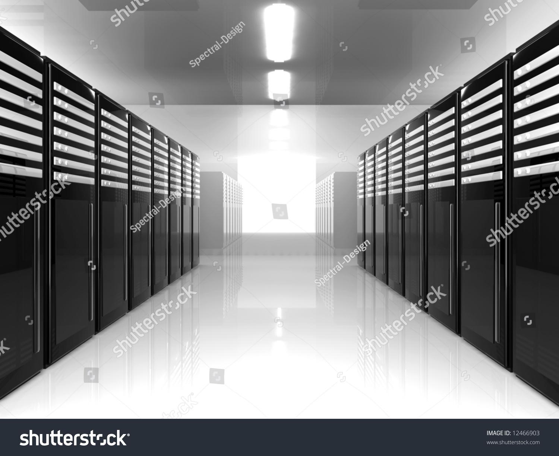 Server Room Photography : Server room stock illustration shutterstock