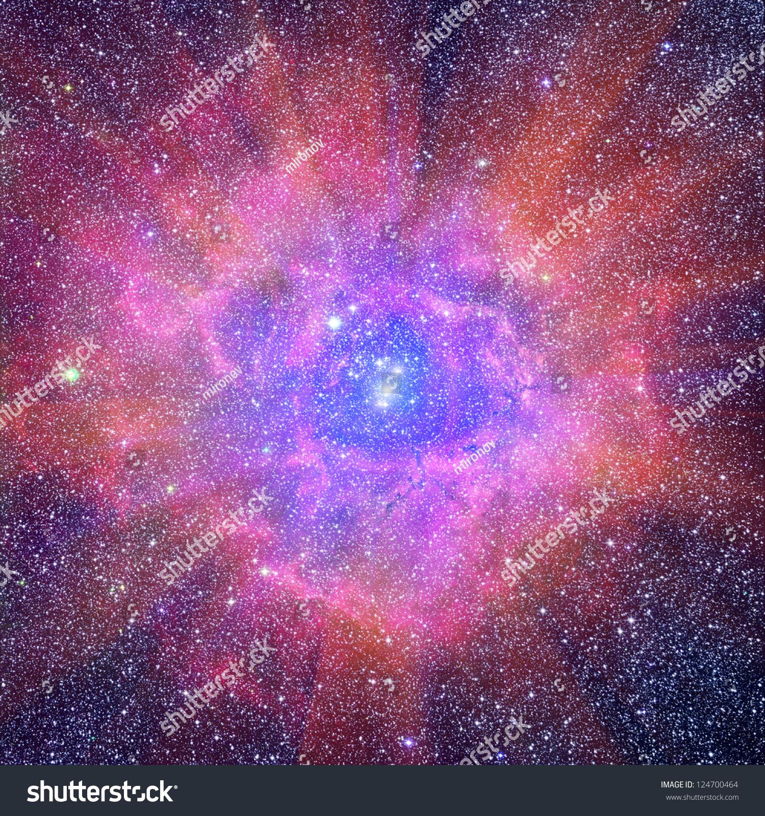 interstellar nebula - photo #25