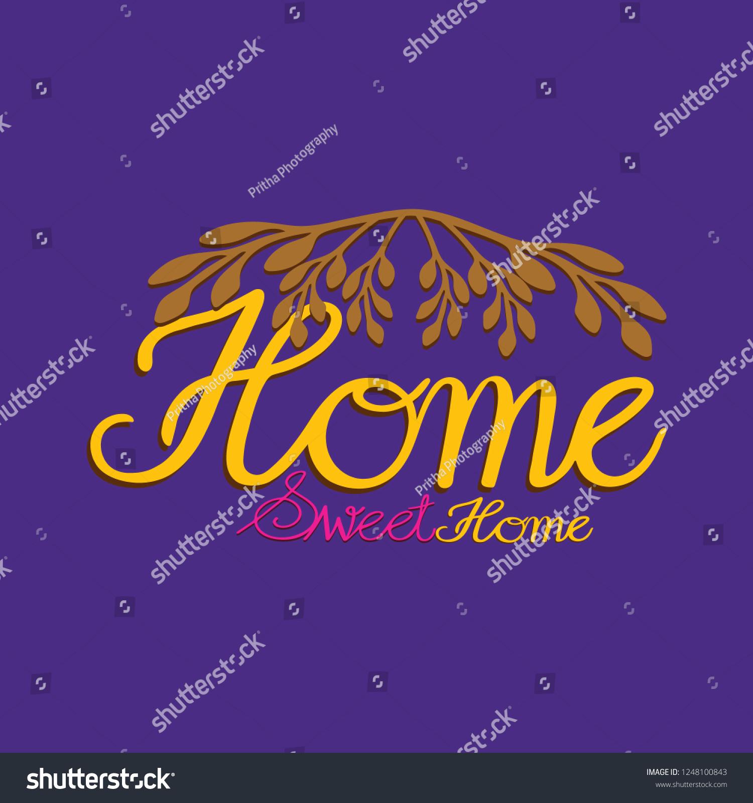 theme home sweet home