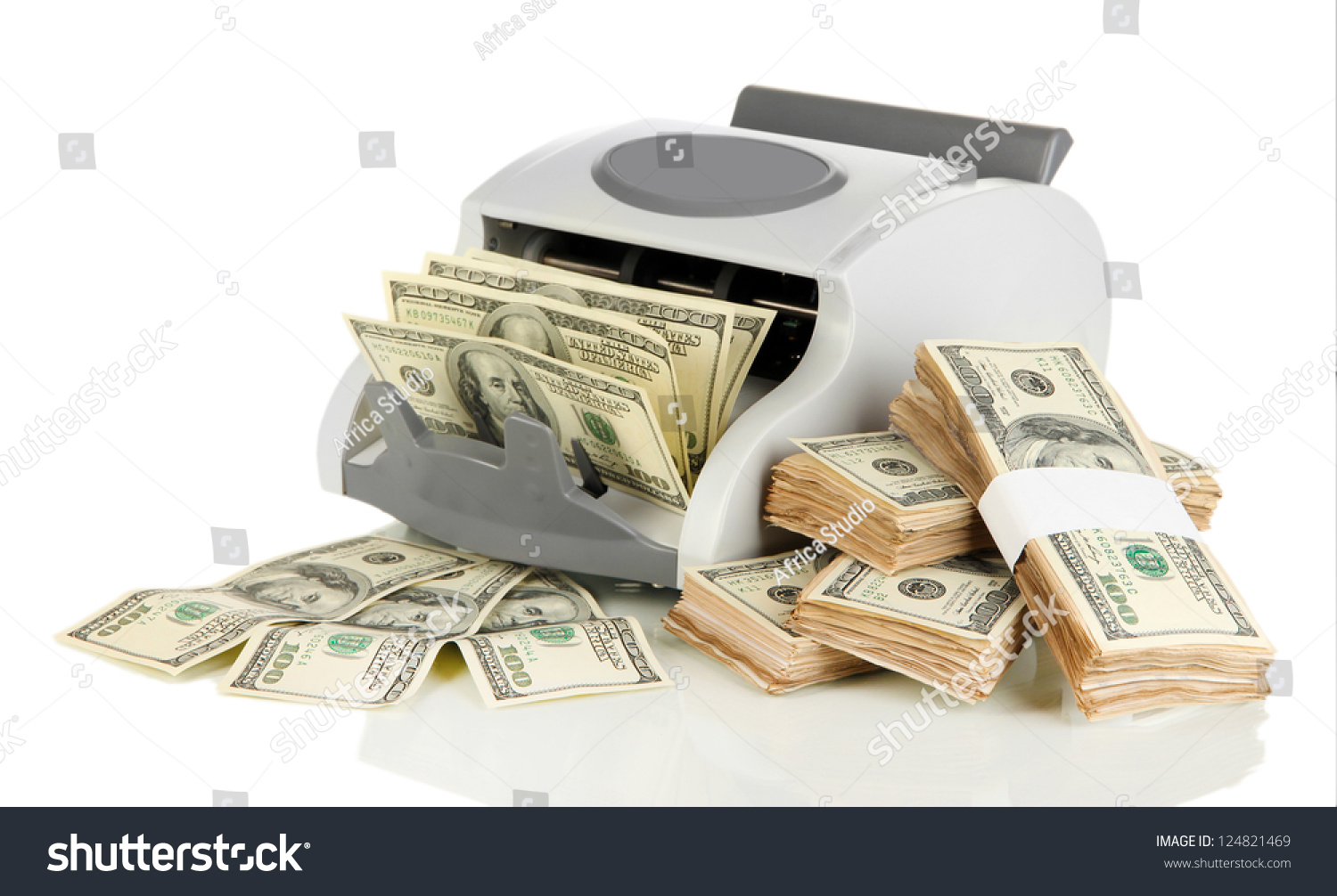 counting machine for money