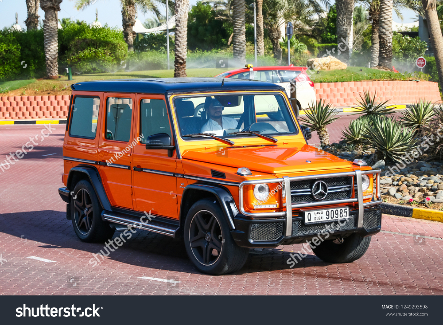 Dubai Uae November 15 2018 Luxury Stock Photo Edit Now 1249293598