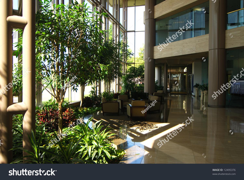 office foyer designs. Reception Foyer Modern Office Building Stock Photo (Royalty Free) 12495376 - Shutterstock Designs