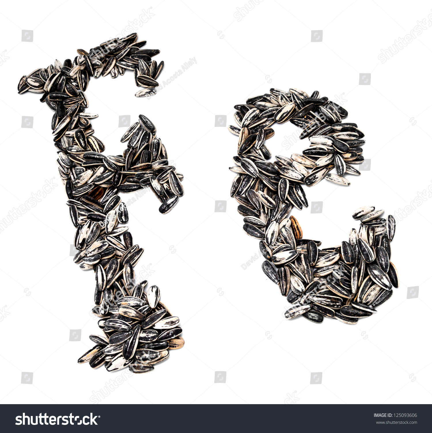 Fe name iron periodic table made stock photo 125093606 shutterstock fe is the name of the iron in the periodic table made by sunflower seeds gamestrikefo Images