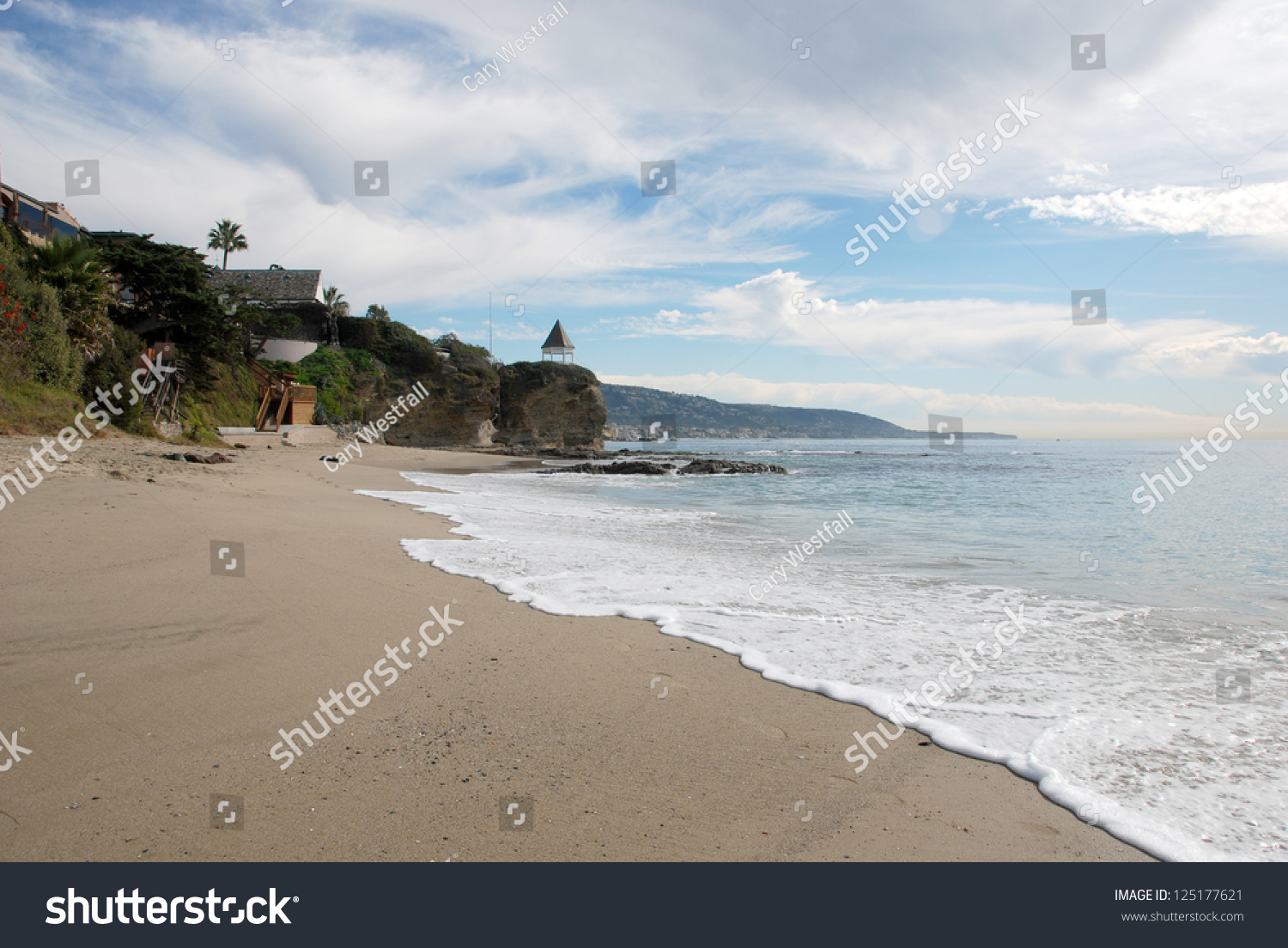 California coastline with beautiful beaches cliffs and for Pretty beaches in california
