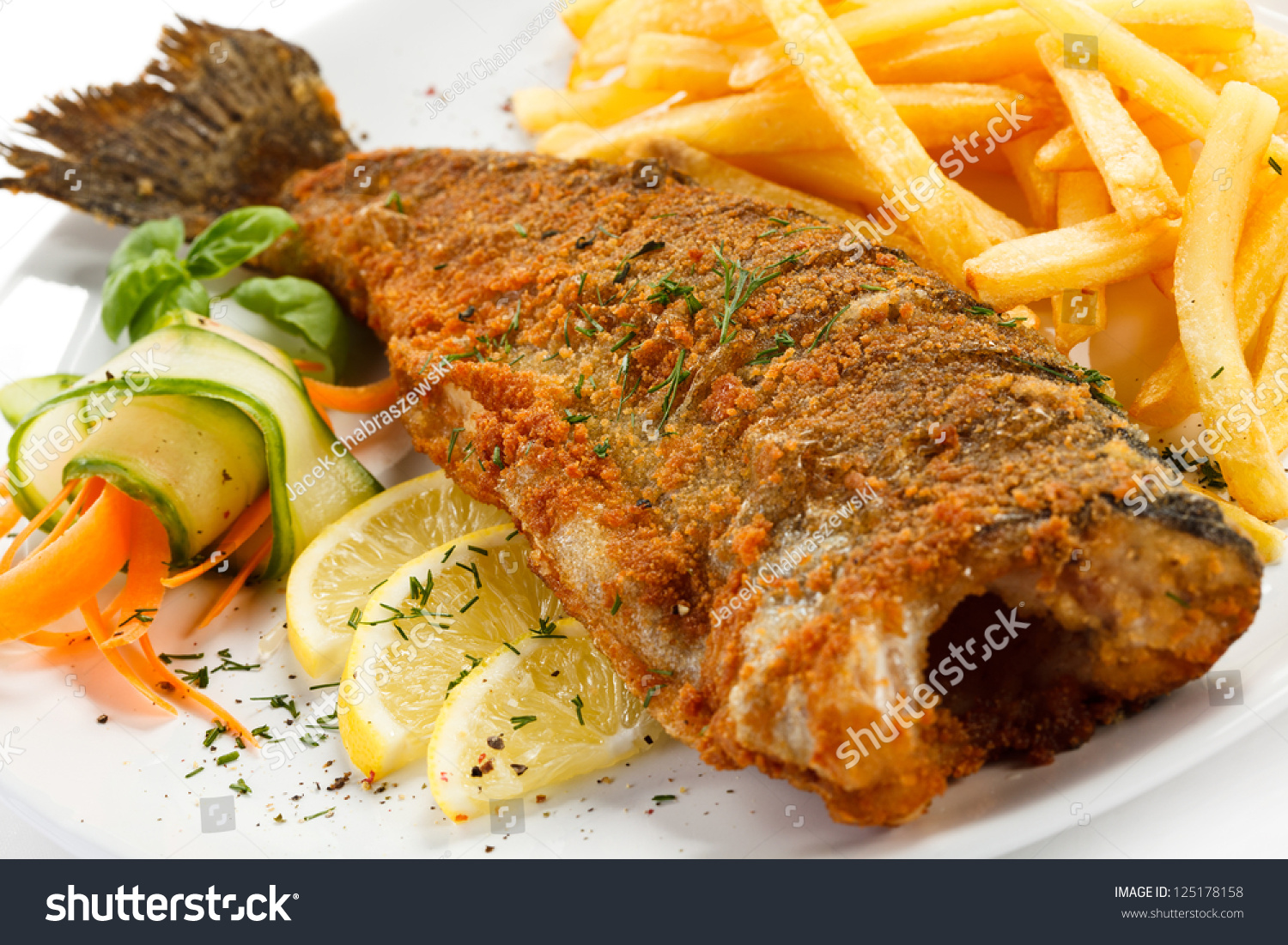 how to cook fried fish
