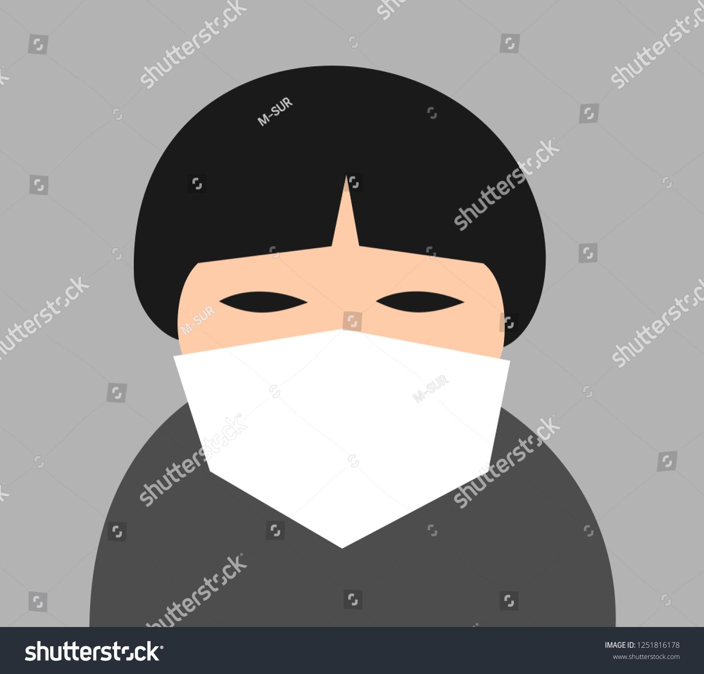 masque pollution virus