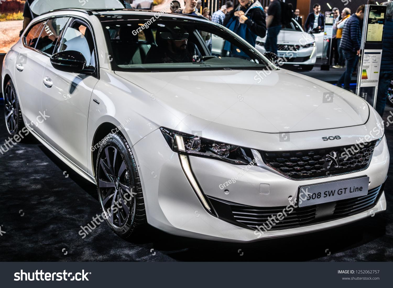 Paris France October 02 2018 Metallic Stock Photo (Edit Now