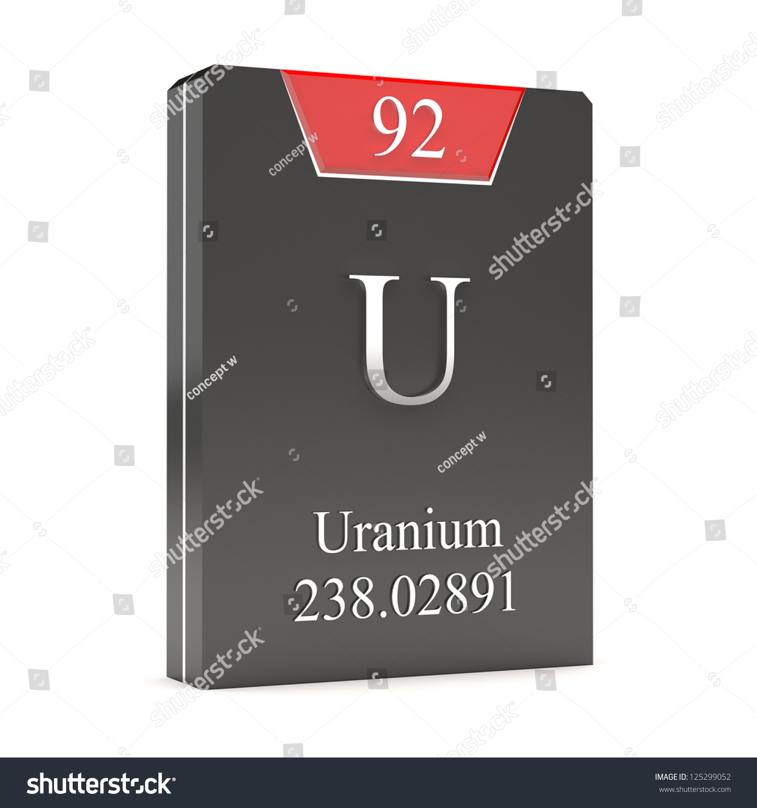 Periodic table 92 images periodic table images uranium u 92 periodic table stock illustration 125299052 uranium u 92 from periodic table gamestrikefo images gamestrikefo Image collections