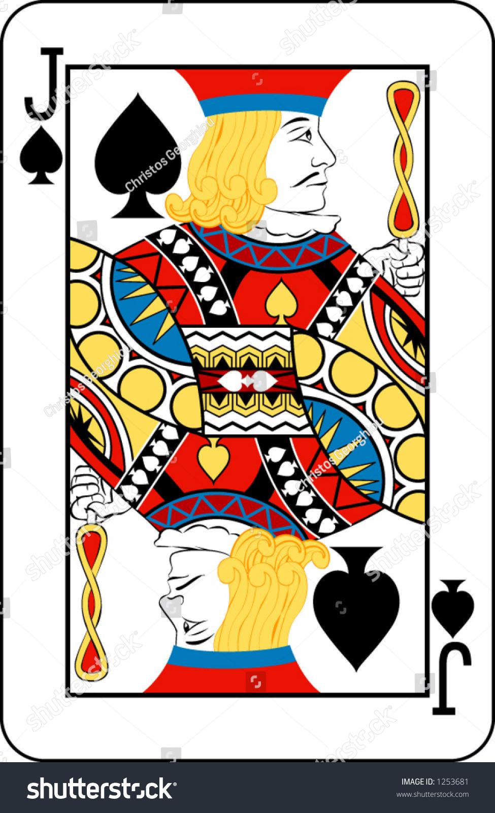 Blackjack king queen jack
