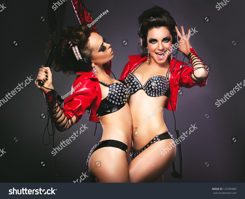 Sexy Playful Woman 46