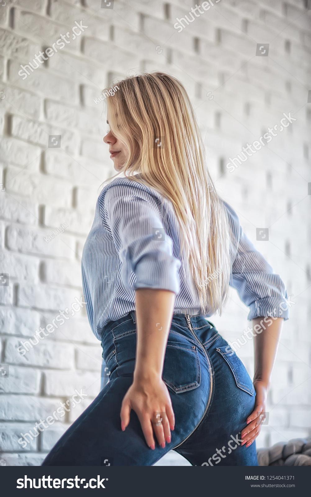 Big tits heels latex