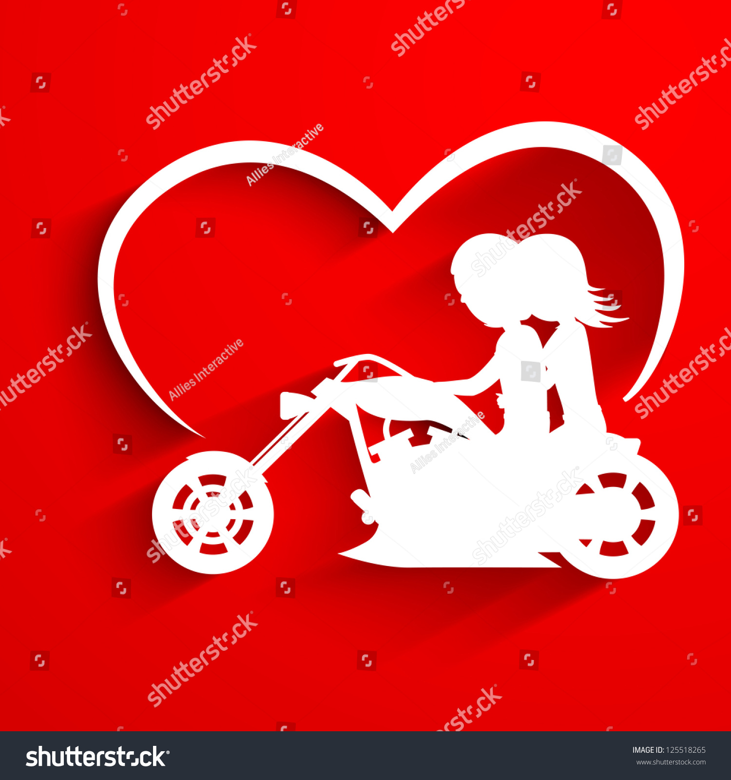 Saint Valentines Day Background Greeting Card Vector – Saint Valentine Card