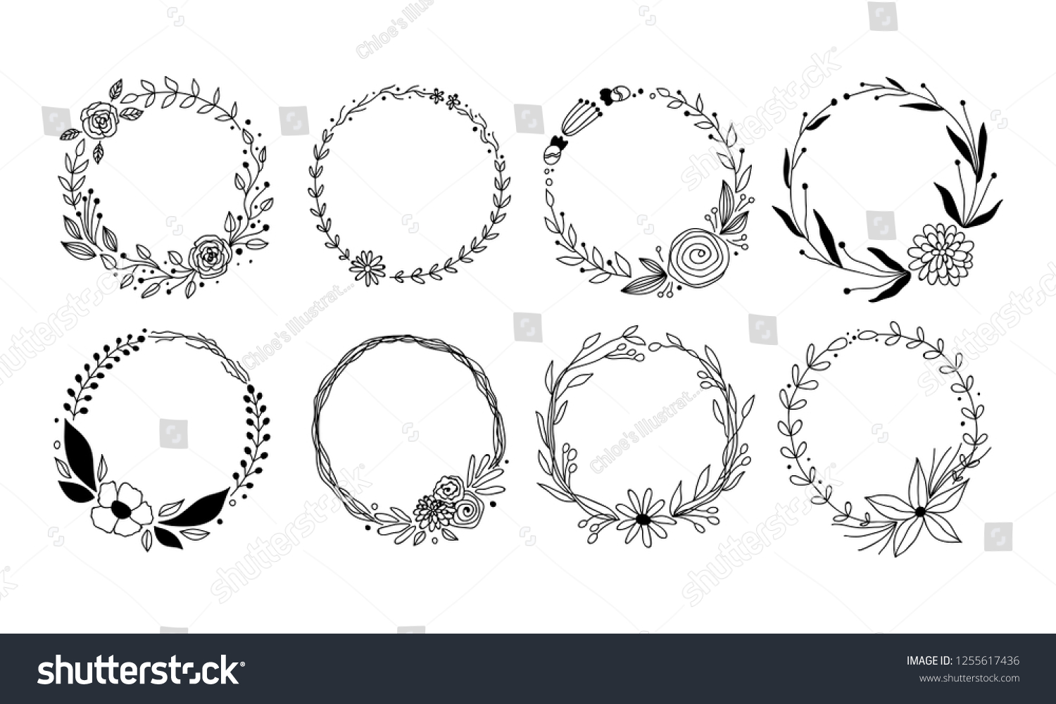 stock-vector-vector-botanical-collection