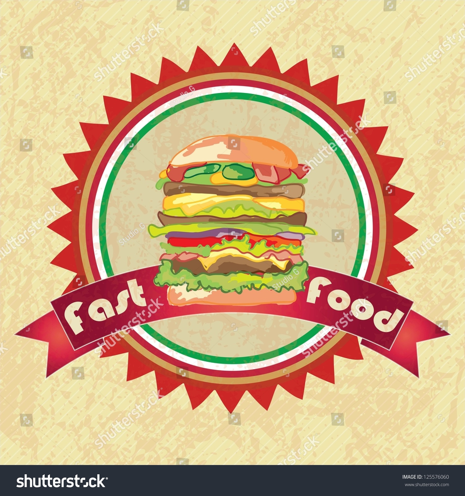 Fast food research paper