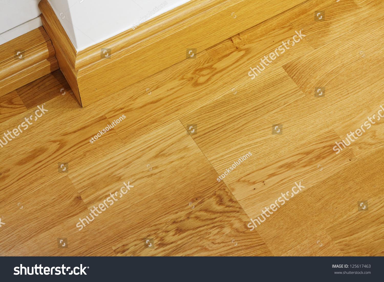 Mdf Wood Flooring : Close up showing some laminate flooring and mdf imitation
