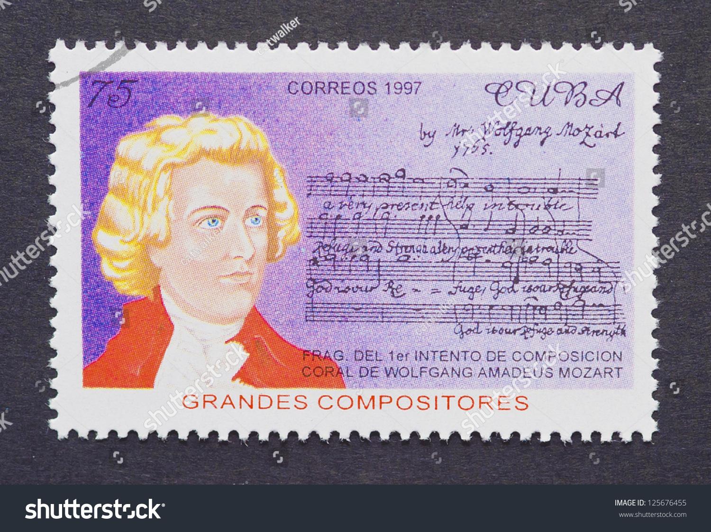 Amadeus mozart 1997 by joe damato 2