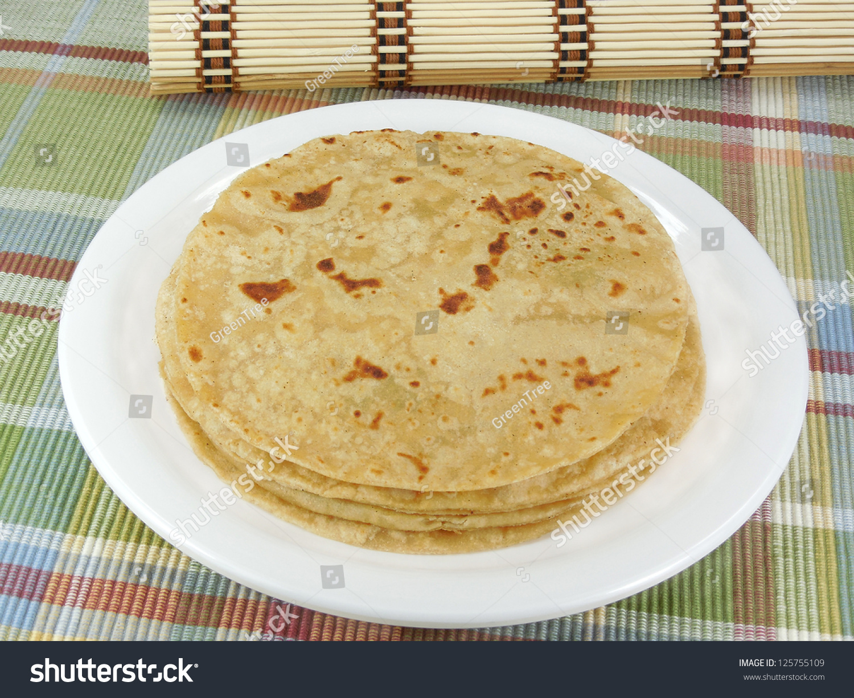 how to make chapati flat bread
