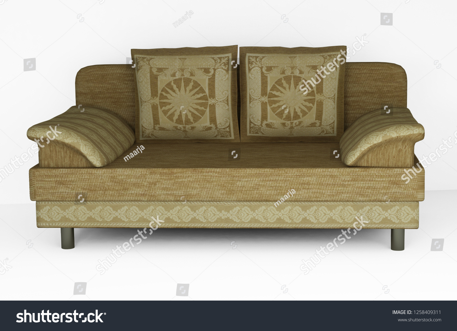 Primitive Sofas And Loveseats Baci Living Room