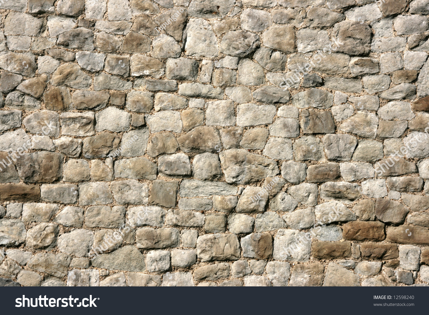 Vintage Stone Walls : Vintage stone wall background tower of london part stock