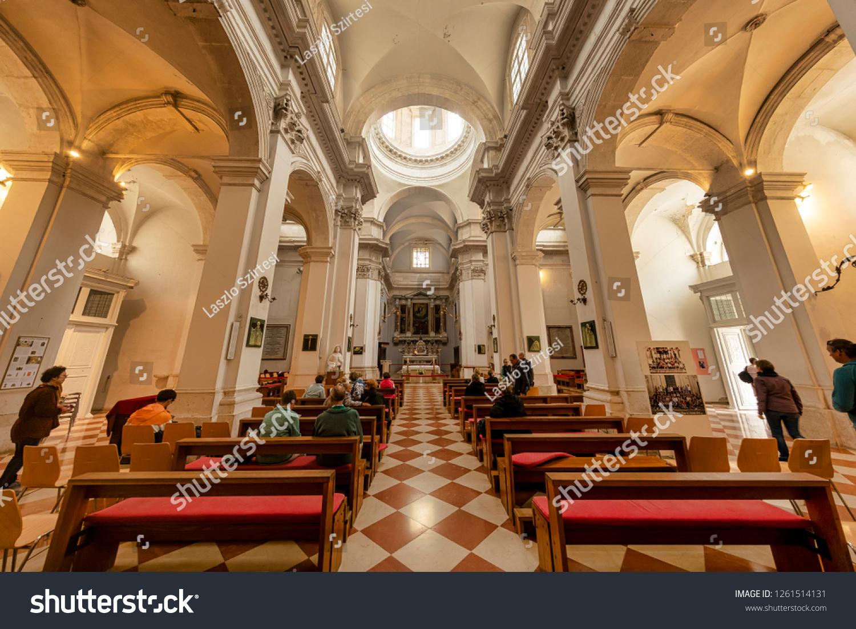 Katedrala Uznesenja Blazene Djevice Marije Images Stock Photos