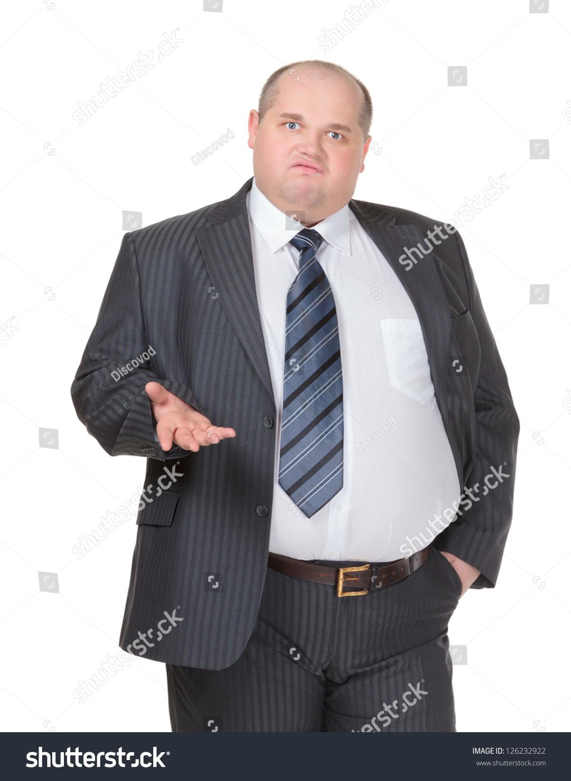 Fat Standing 21