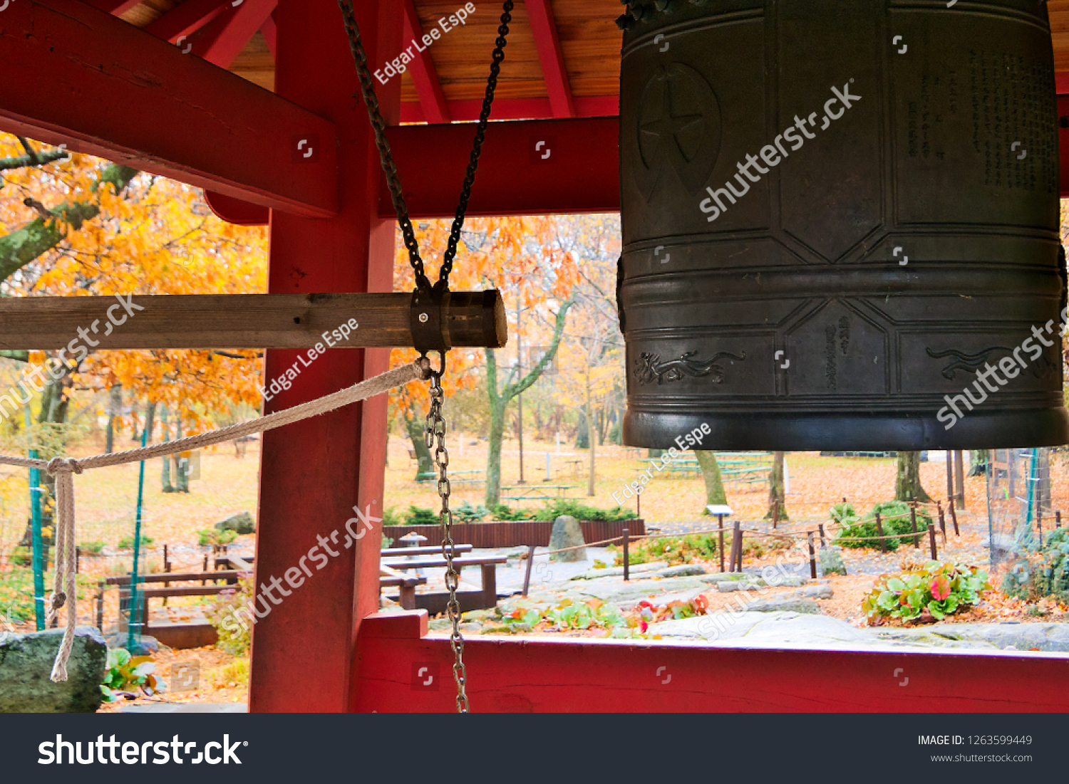 stock-photo-duluth-mn-october-peace-bell