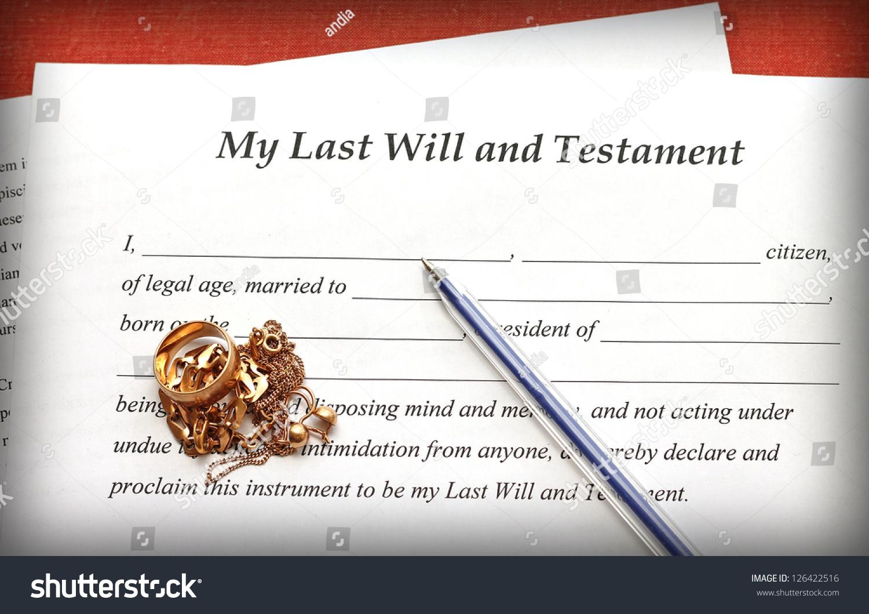 Template Funny Last Will And Testament Wwwtollebildcom